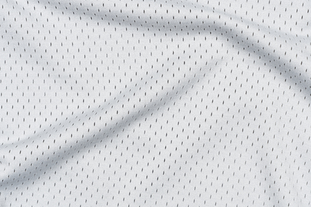 gray jersey fabric for background or texture Stok Fotoğraf