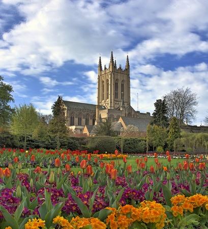 suffolk: cathedral gardens