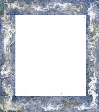 frame or border for scrapbook and collage crafts photo