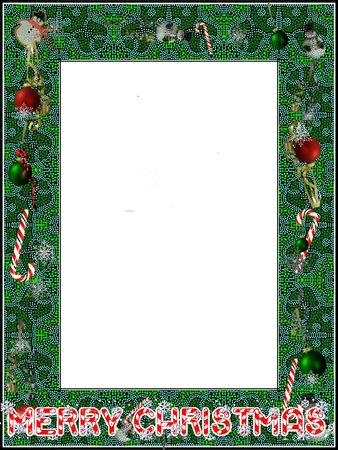 frame for scrapbook and collage crafts photo
