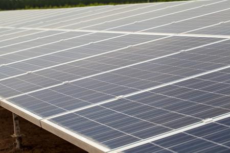 sun energy: solar cell, the energy from the sun