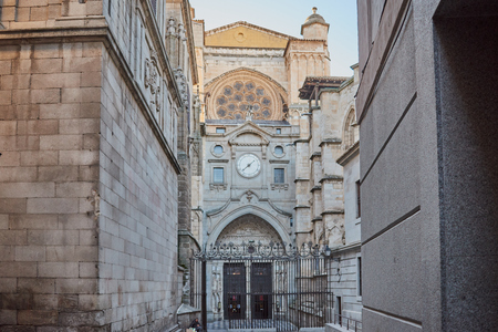 The Primate Cathedral of Saint Mary of Toledo / Catedral Primada Santa Maria de Toledo in Toledo, Spain