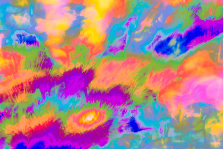 Abstract psychedelic picture part of photo series that can be used as a background separately or as a part of the group of photos for making a great variety of options to create gif animations or short videos