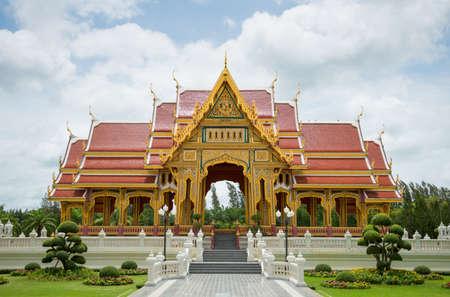 grand pa: Beautiful Thai Temple Pavilion in Thailand