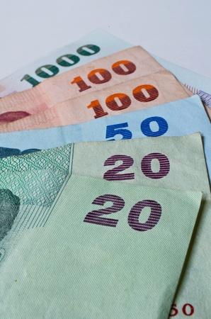 Thai bank note photo