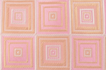 Pink cloth texture photo