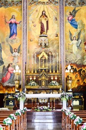 Iglesia de Cristo en Tailandia