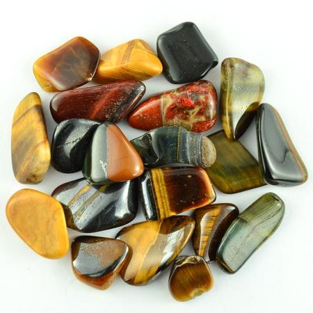 Stones isolated