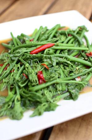 soya bean: Sofrito Sayate Wish Salado Soja Foto de archivo