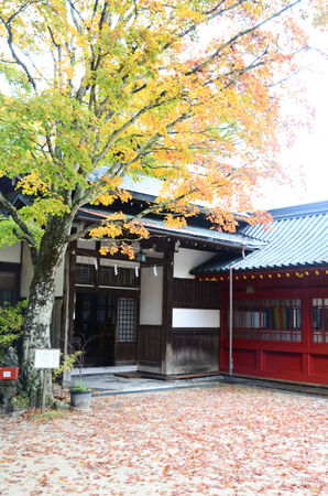 japanese temple: Japanese temple Stock Photo