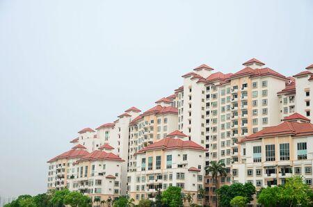 apartment: Apartment building