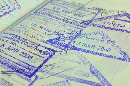aisa: Traveling passport