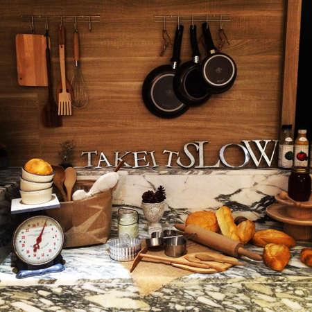 oft: Bakery kitchen