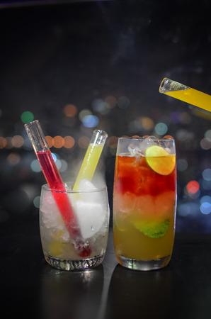 mix fruit: Mix fruit tonic