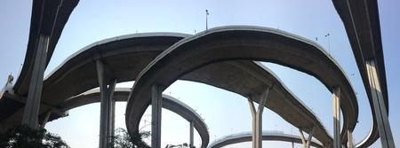 Highway in Bangkok