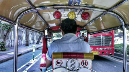 tuktuk: TukTuk Stock Photo