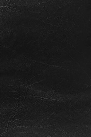 black leather texture: black leather texture background Stock Photo