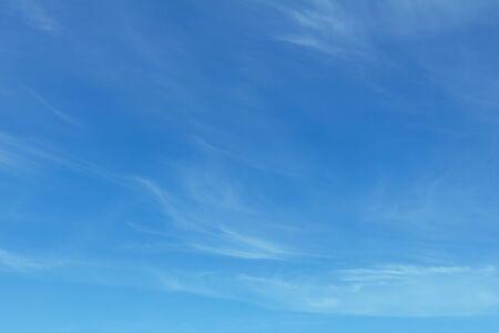 skylights: Blue sky and soft clouds