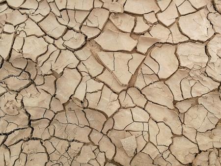dry soil for background