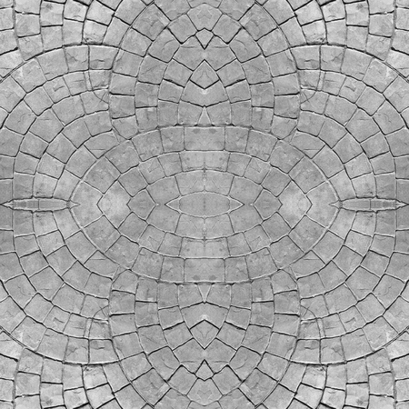 seamless lots line on stone ground for abstract background