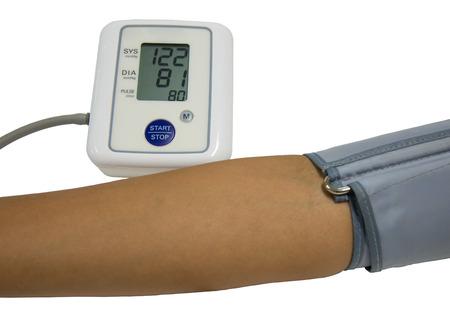 blood pressure monitor: Digital Blood Pressure Monitor.
