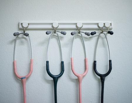 ヘルスケア: 聴診器