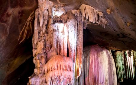 stalactite: stalactite Northern Thailand.
