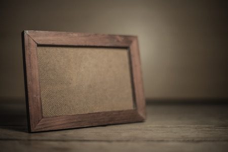 old picture: Picture frame