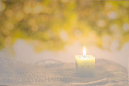 candle: candle light