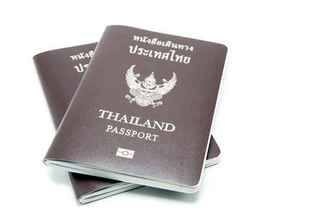 legal document: passport thai