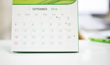 flicking: calendar 2016