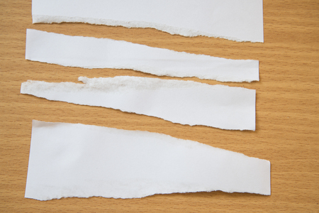 ripped: Ripped paper