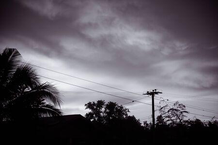 dark: Dark Sunset