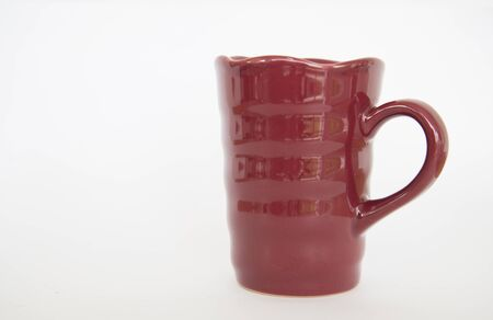coffee cup isolated: Coffee Cup Isolated Stock Photo