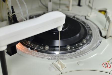 medical laboratory: Laboratory hi tech medical equipment. Automated Machinery.