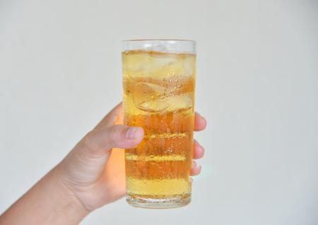 un bottled: beer drinking.