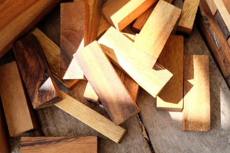 mental object: Wooden toy