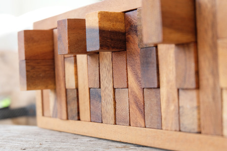 consciously: Wooden toy