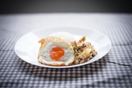Food egg Stock Photo