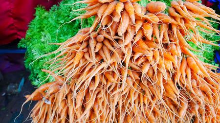 carot: Baby carot in market