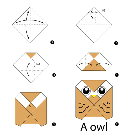 Step By Step Instructions How To Make Origami Owl Royalty Free