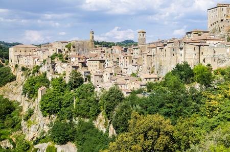 lanscape: Tuscany lanscape
