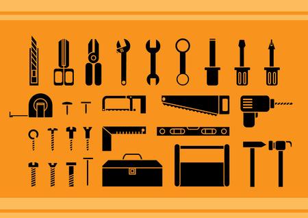 gimlet: Black tool kits