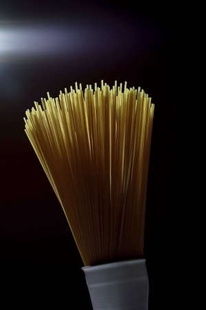 Close-up of pastes spaghetti