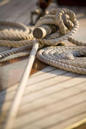 rudder: vicino di una vecchia barca a vela