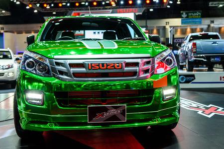 BANGKOK - MARCH 24 : Isuzu X-Series on display at The 36th Bangkok International Motor Show