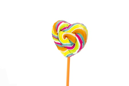 lolli: lollipop isolated on white