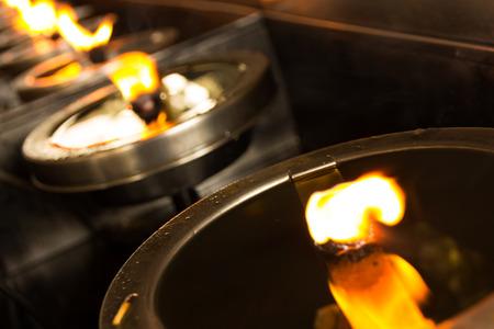 sacramentale: Luce Sacramentale delle candele nel tempio