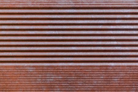 Rusty metal sheet texture and background 免版税图像