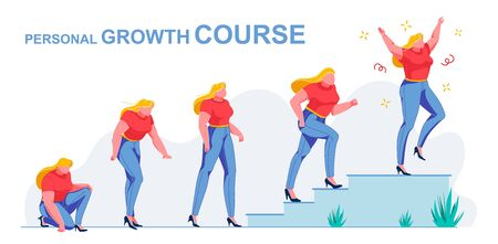 Personal Growth Online Course, Raising Self-esteem